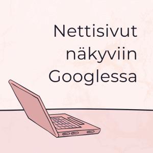 Nettisivut näkyviin Googlessa -koulutus